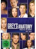 Grey's Anatomy - Staffel 4 - Teil 1 (DVD)