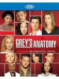 Grey's Anatomy - Die komplette 4. Staffel (BLU-RAY)