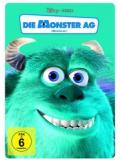 Die Monster AG - Steelbook (BLU-RAY)