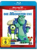 Die Monster Uni (3D) (BLU-RAY)