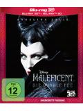 Maleficent - Die dunkle Fee (3D) (BLU-RAY)