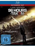 96 Hours - Taken 3 (BLU-RAY)
