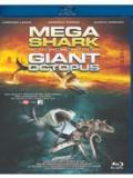 Mega Shark Vs. Giant Octopus (BLU-RAY) (NEU)