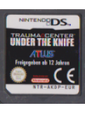 Trauma Center - Under the Knife (EUR) (DS)