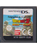 Dragonball Z: Attack of the Saiyans (EUR) (DS)