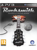 Rocksmith - Authentic Guitar Games (ohne Kabel) (D) (PS3)