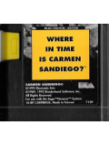 Where in Time is Carmen Sandiego (MEGA DRIVE)